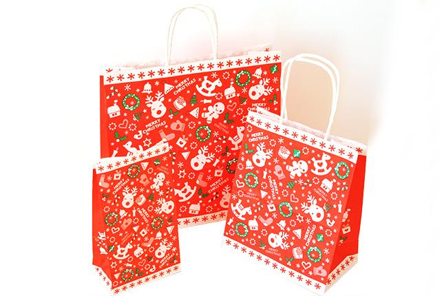 クリスマスプレゼント袋
