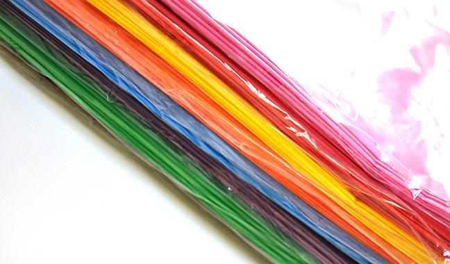 カラービニール袋