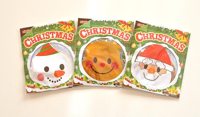 クリスマスハンドベル