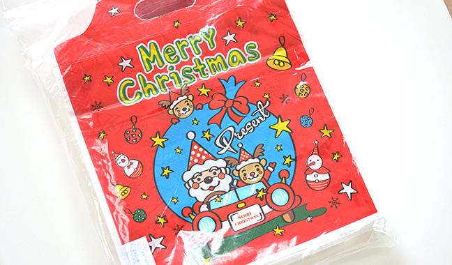 クリスマス ハンディバッグ