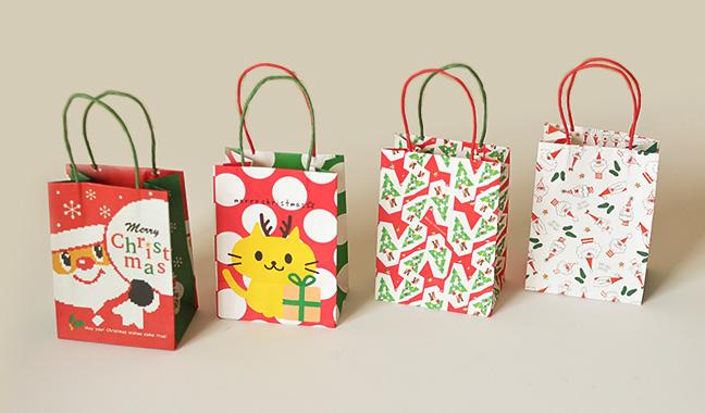 クリスマスプチバッグ
