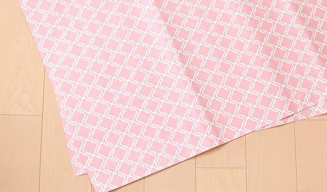モロッカン柄 包装紙