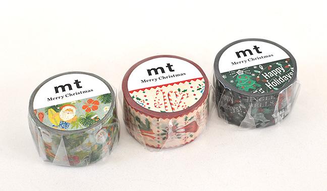 mtクリスマス マスキングテープ